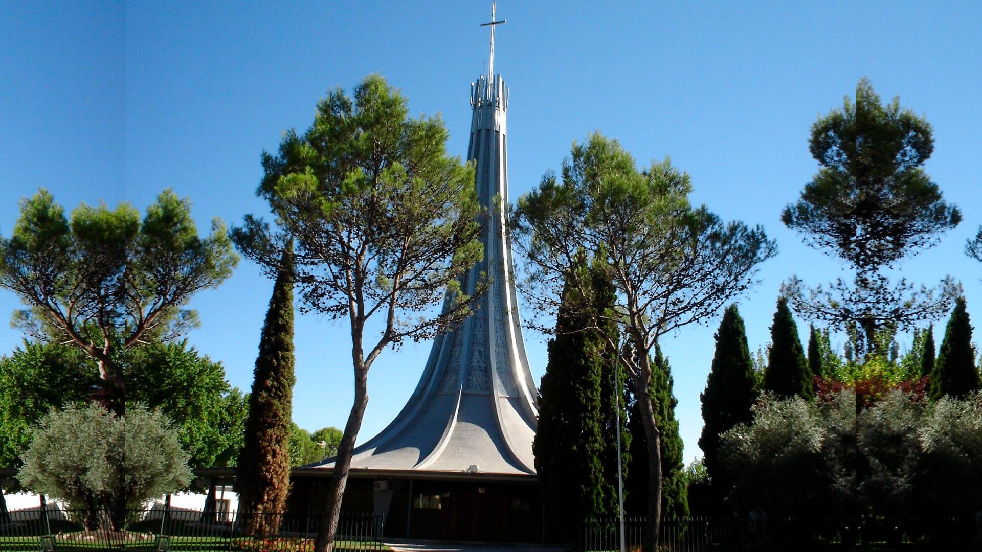 Iglesia Las Lomas.